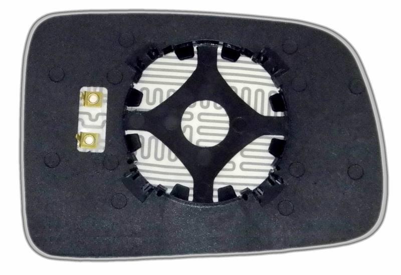 зеркальный элемент с подогревом для honda cr-v