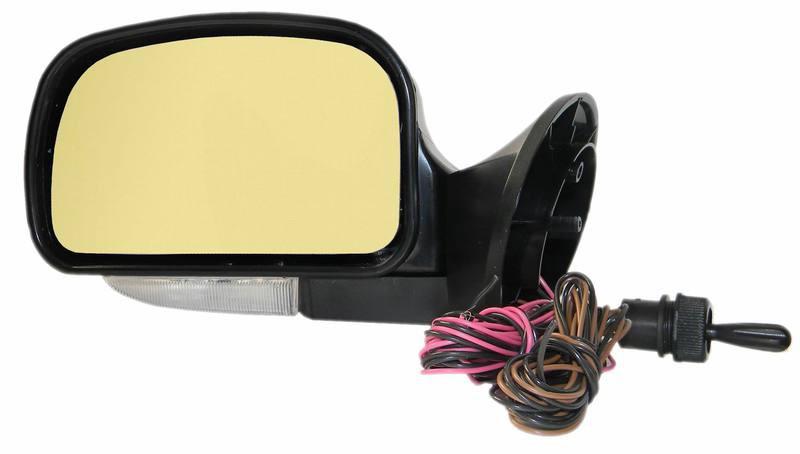Зеркала с подогревом на рено дастер своими руками 88