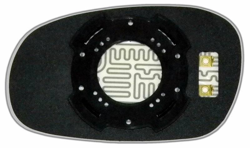 Зеркала с подогревом на шевроле ланос